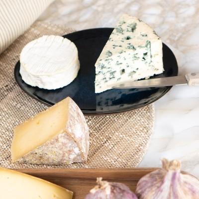 <strong>Justine P.</strong> Prépare Noël avec du fromage