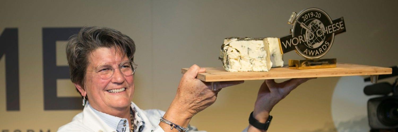 Et le meilleur fromage du monde est… américain !