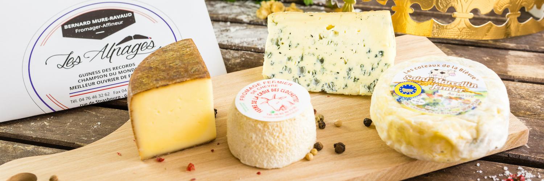 Les fromages AOP, AOC et IGP : explications