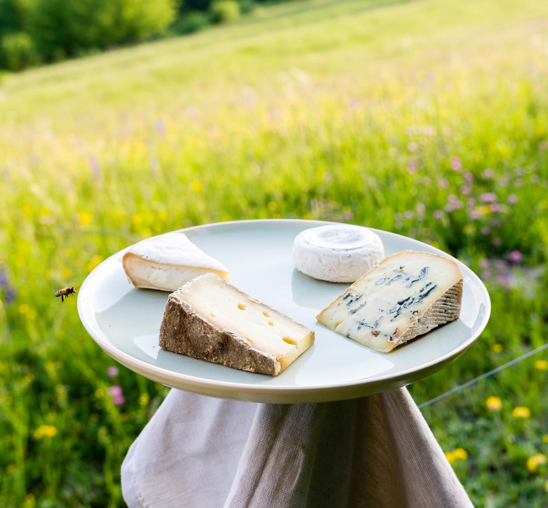 fromages d'été