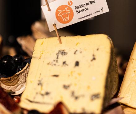 Gorgonzola, Bleu de Gex, Roquefort : zoom sur la raclette au bleu
