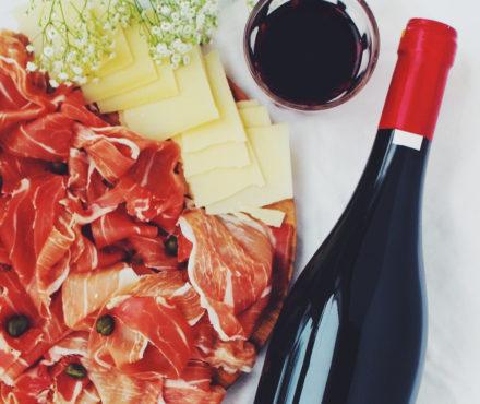 Quel vin rouge pour la raclette ?