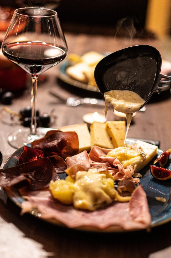 raclette-vin-rouge