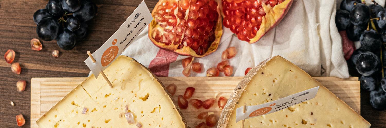 Gourmande, originale et diététique, goûtez la raclette aux fruits