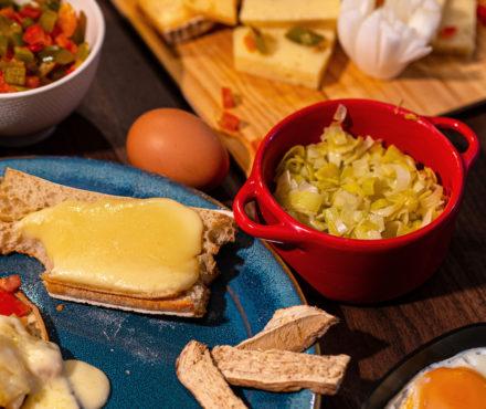Raclette aux légumes du jardin : elle a mille et un avantages !