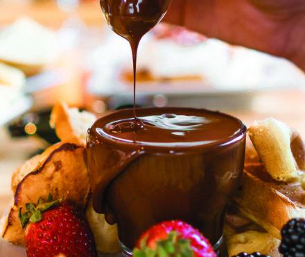 Une fondue sans fromage, mais pas sans plaisir : c'est possible !