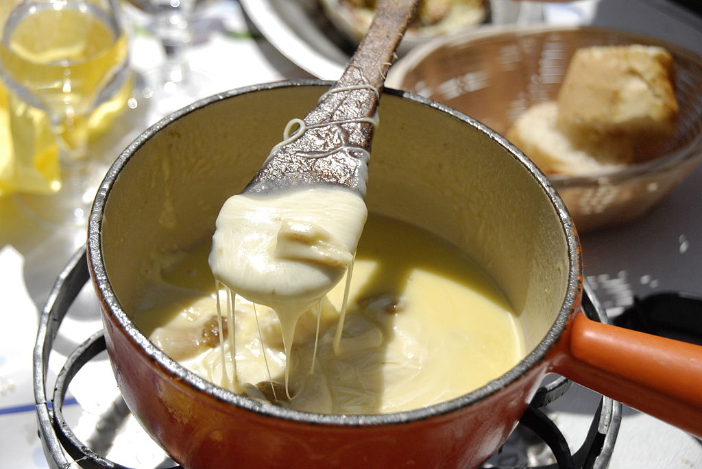 cuisson fondue