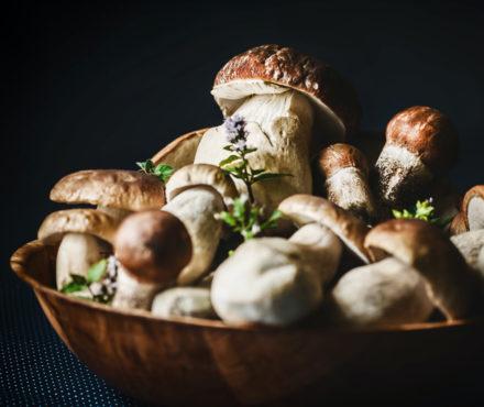Fondue aux cèpes et aux champignons : une recette à se damner !
