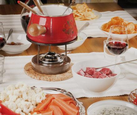 Les meilleurs légumes pour fondue bourguignonne