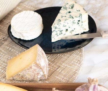 Bleu de Laqueuille : focus sur l'un des meilleurs bleus d'Auvergne