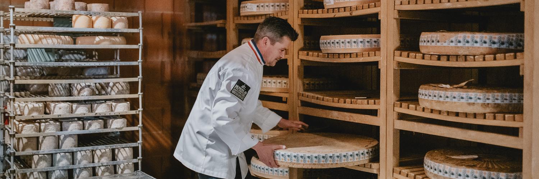 Fromagerie, fruitière, laiterie, crèmerie : focus sur ces fabriques à trésors lactés