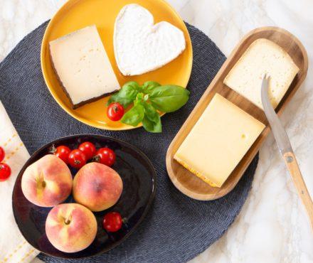 Les meilleurs fromages en livraison à domicile !