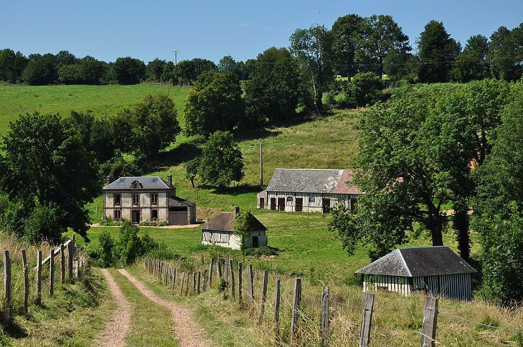 Origine du Livarot : village du Calvados